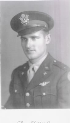 2nd Lt. Edward Allen Sadula