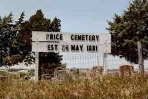 Price Cemetery KS
