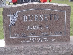 James Waldemar Burseth HS1