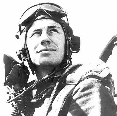 Captain Chuck Yeager - Fold3.com