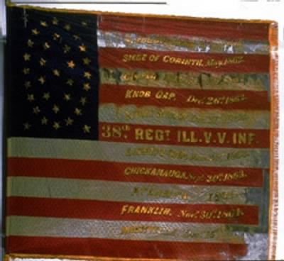 Civil War Flag - Fold3.com