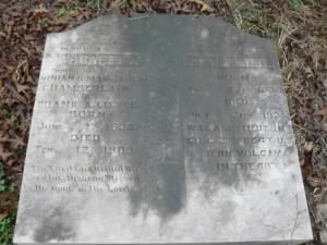 Margaret A & Frank A Little Headstone.jpg