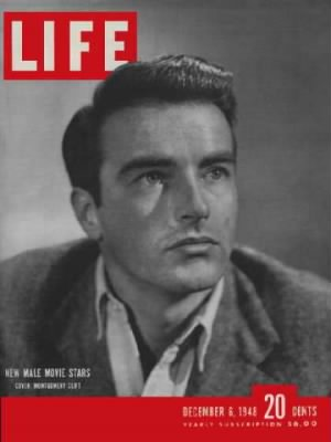 Montgomery Clift - Fold3.com