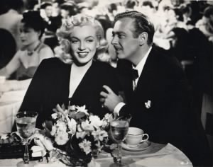 Marilyn Monroe and Rand Brooks