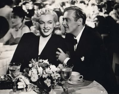 Marilyn Monroe and Rand Brooks - Fold3.com