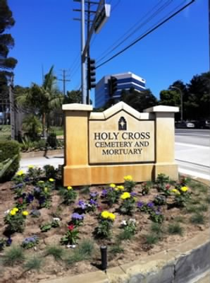 Holy Cross Cemetery, Culver City CA