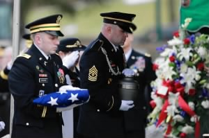 Memorial service for retired Gen. H. Norman Schwarzkopf