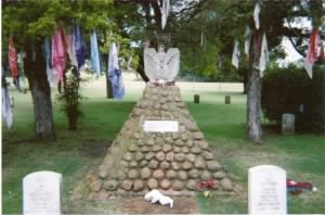 Geronimo's grave at Fort Sill
