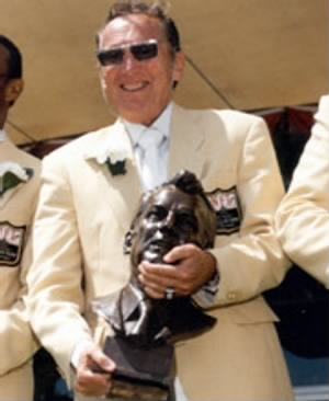 Al Davis Hall Of Fame Induction