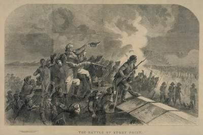 Anthony Wayne at the Battle of Stony Point.jpg - Fold3.com