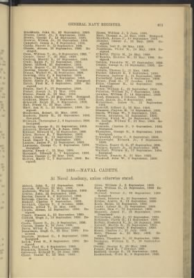 List of Officers of the Navy of the United States and of the Marine Corps from 1775 to 1900 › Page 673 - Fold3.com