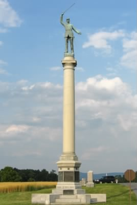 State Of New Jersey Monument