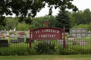 St Lawrence Cemetery