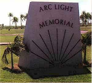 Arc Light Memorial, Guam