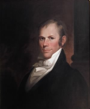 Portrait by Matthew Harris Jouett, 1818