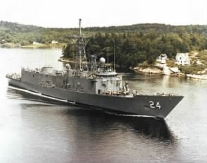 USS JACK WILLIAMS