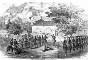 Harper's Weekly illustration of U.S. Marines attacking John Brown's Fort.jpg