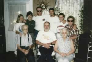 Harry David Knouse Family