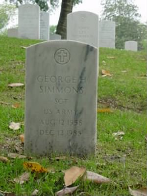 George Henry Simmons