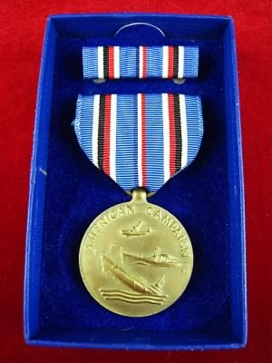 WWII American Campaign Medal and Ribbon.jpg - Fold3.com