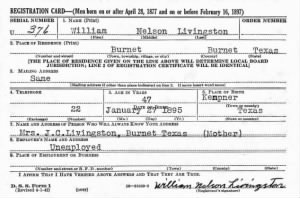 William Nelson Livingston WWII Draft Reg Card.jpg