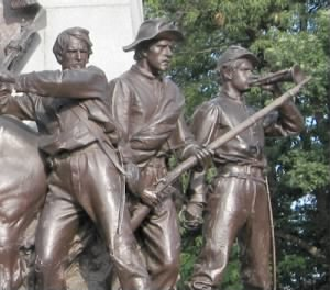 Gettysburg State of Virginia Monument close up.jpg