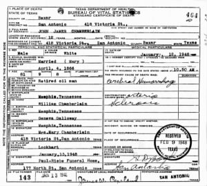 John James Chamberlain 1948 TX Death Cert.jpg