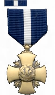 Navy Cross with Ribbon.gif