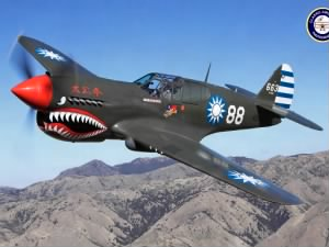 Flying Tiger Curtis P-40 Warhawk.jpg