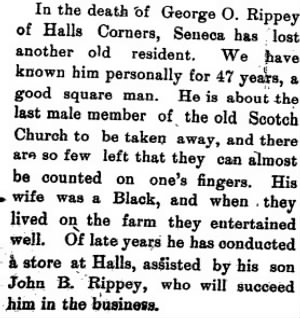 George O Rippey 1907 Death a Great Loss.jpg