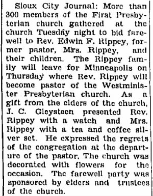 Edwin Floyd Rippey 1930 Moves from IA to MN.jpg