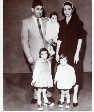 Cicerone Family 1961.jpg