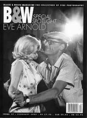 Arthur Miller and Marilyn Monroe, B&W Magazine.jpg