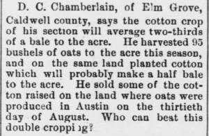 D C Chamberlain 1878 Cotton and Oats Cropping.jpg