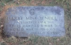 Harry Mink O'Neill