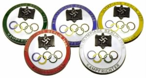 1936 Berlin Olympic Pins.jpeg