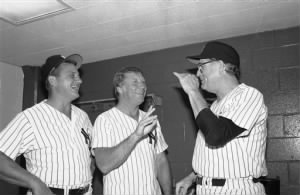 Maris, Mantle, Clyde King.jpg