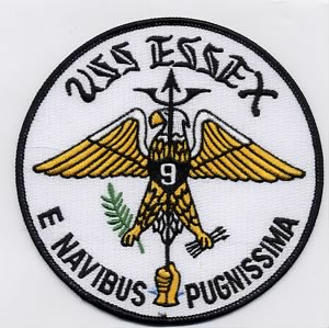 USS Essex (CV-9) patch.JPG