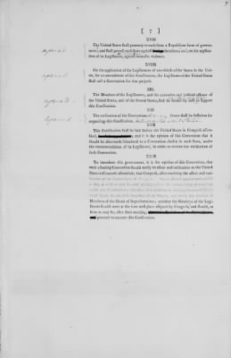 First Printed Draft of the Constitution Reported to the Convention by the Committee of Detail › 7 - Fold3.com