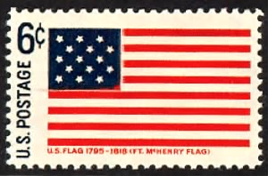 Fort McHenry flag, 1795-1818.gif