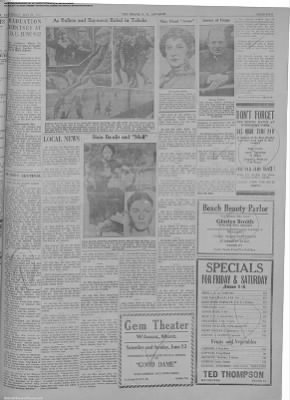 1934-May-31 Golden Valley News, Page 5
