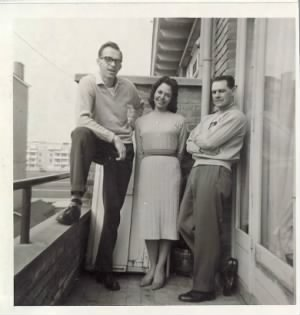 Ted Doan, Aunt Helen and Uncle Spike