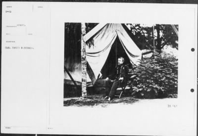 Mathew B Brady Collection of Civil War Photographs › B-45 Gen. David B. Birney. - Fold3.com