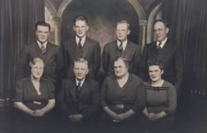 Wesley and Martha MUELLER Family