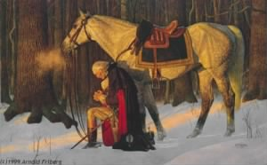 The Prayer of George Washington