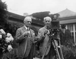 George Eastman & Thomas Edison